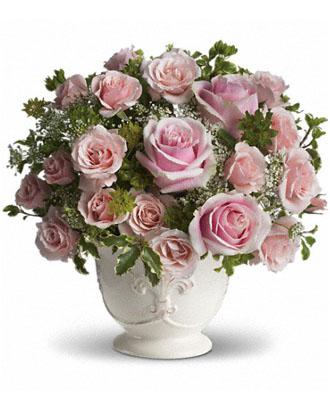 Roses Parisiennes de Teleflora