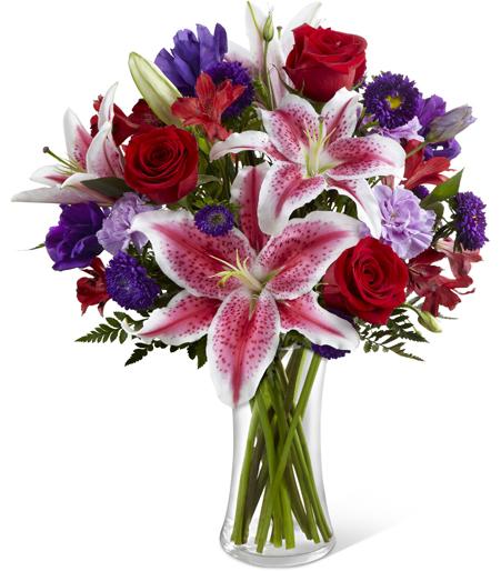 Bouquet  beauté éblouissante