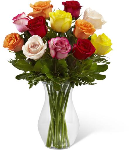 Bouquet de Rose  Enchantante