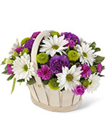 Bouquet Générosité Naissante