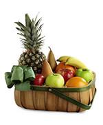 Panier de Fruit Pensée  Intentionnée