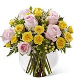 Bouquet de Rose Sérénade Langoureuse