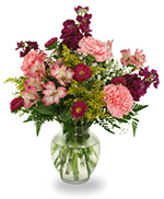 Bouquet Pot Pourri Fourni