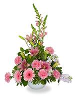 Bouquet Doux a Jamais