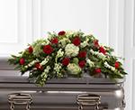 Gerbe de Cercueil Voeux Sincère