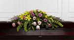 Gerbe de cercueil amour éternel