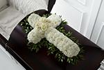 Gerbe de Cercueil Mémoire en Paix