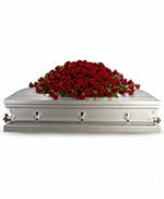 Gerbe de Cercueil Amour  Absolue