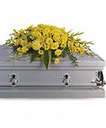 Gerbe de Cercueil Grandeur Gracieuse