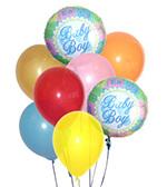Bouquet de Ballon Petit Garçon