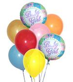 Bouquet de Ballon Petite Fille