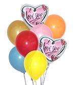 Bouquet de Ballon - Je t'Aime