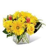 Le bouquet Soleil de printemps