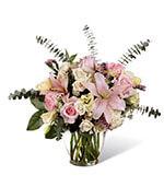 Le bouquet de beauté classique