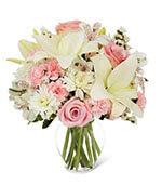 Le bouquet de rêve rose