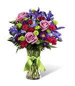 Le bouquet Partagez mon monde