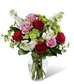 Le bouquet Étreinte fleurie