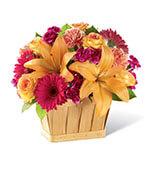 Le bouquet de bonheur