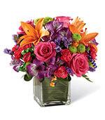 Le bouquet Joyeux anniversaire