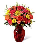 Beaucoup de couleurs bouquet