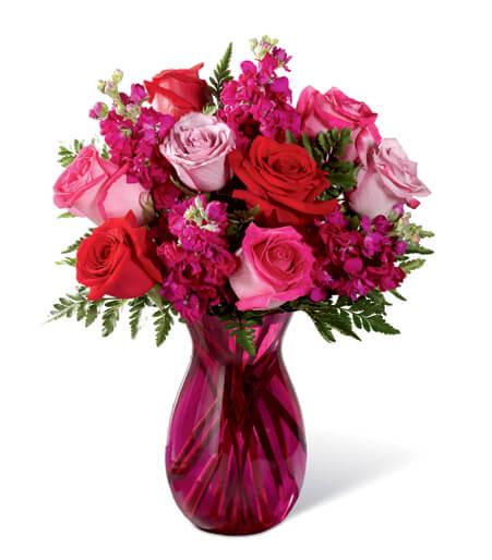 Le Romance Rose Bouquet