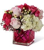 Bouquet d'Amour en Fleurs